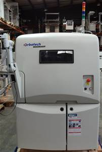 Used ORBOTECH Symbion P36Plus SOLDER PASTE INSPECTION (AOI)